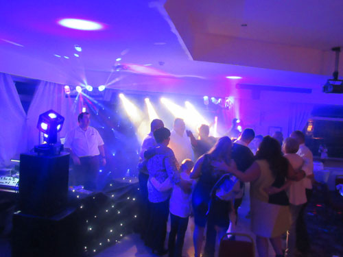 Wedding's, Birthday and Presentations,  Black Tie Disco for Ball's & Prom Night also Children's Party's
