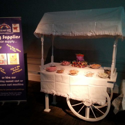 Sweet Cart Hire, Delivery Included
